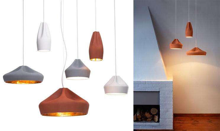 L mparas cer micas ilusi n y brillo arquitectura for Lamparas de ceramica
