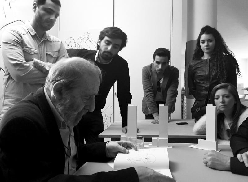Arquitecto, fran silvestre, arquitectura, entrevista Arquitecturayempresa, march