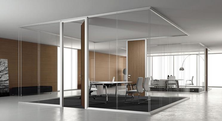 Modulo compartimentaci n de oficinas arquitectura for Oficinas cam