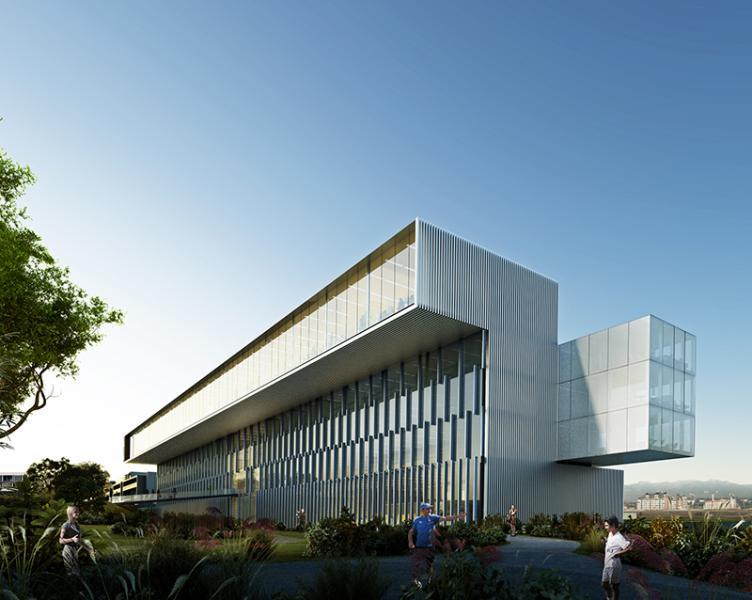 Rafael de la hoz proyecto el nuevo edificio de oficinas for Edificios oficinas madrid