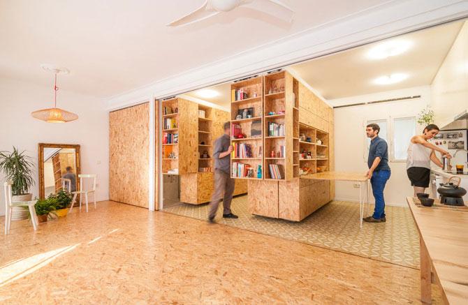 Las mil y una casas de PKMN | Arquitectura