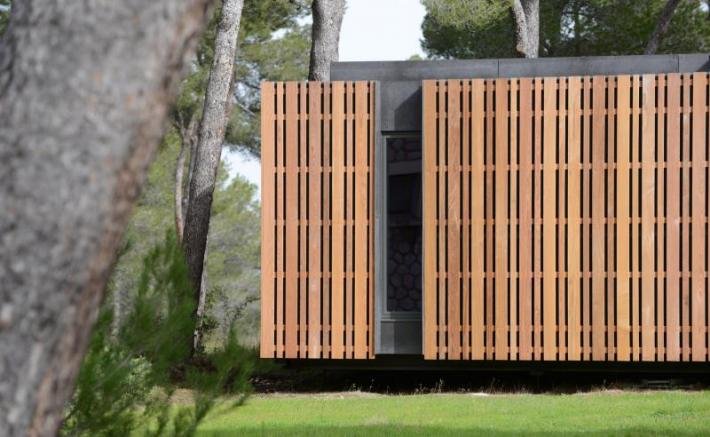 Pop Up House, Multipod Studio, casa en 4 dias, sostenible, prefabricada