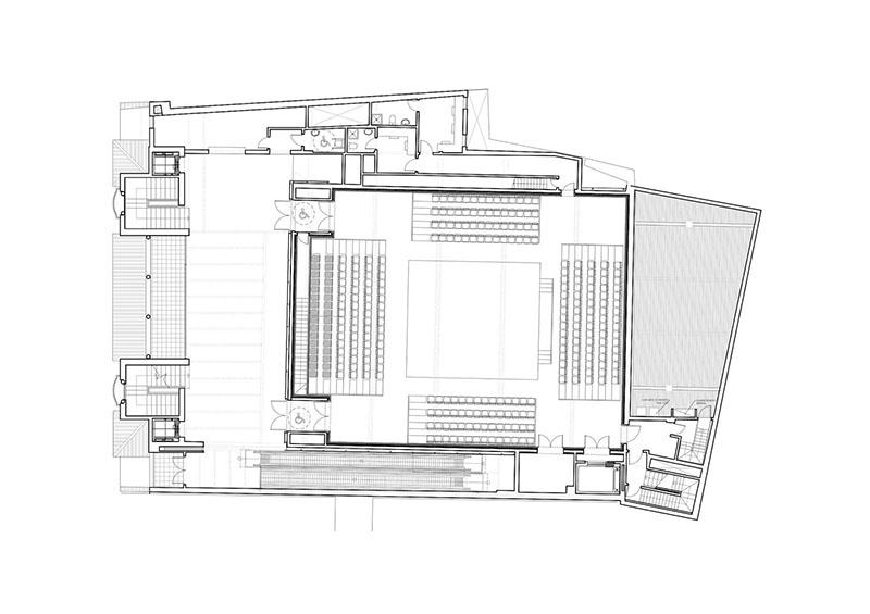 Rafael de La-Hoz-Teatro_Gongora-Arquitectura y Empresa