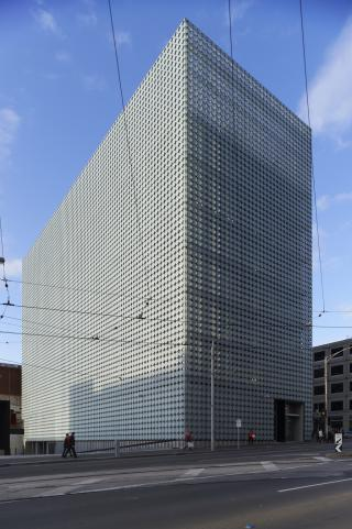 Fachadas Din 225 Micas Nuevo Edificio Del Rmit Arquitectura