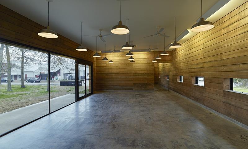 Rural Studio-Newbern Town Hall-Arquitectura y Empresa