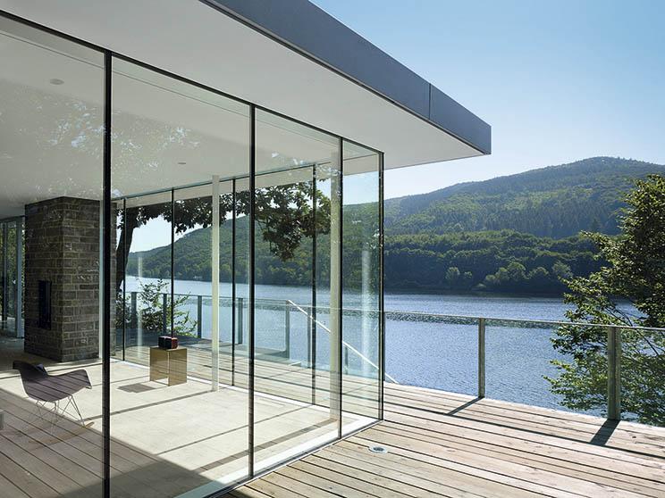 ventanas perfectas para grandes vistas arquitectura