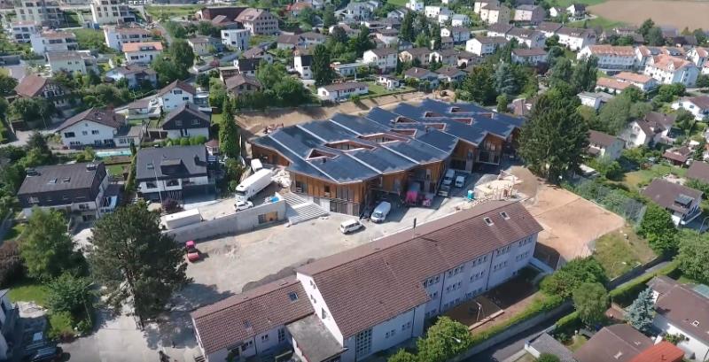 arquitectura sostenible_escuela Suiza_Skop_entorno