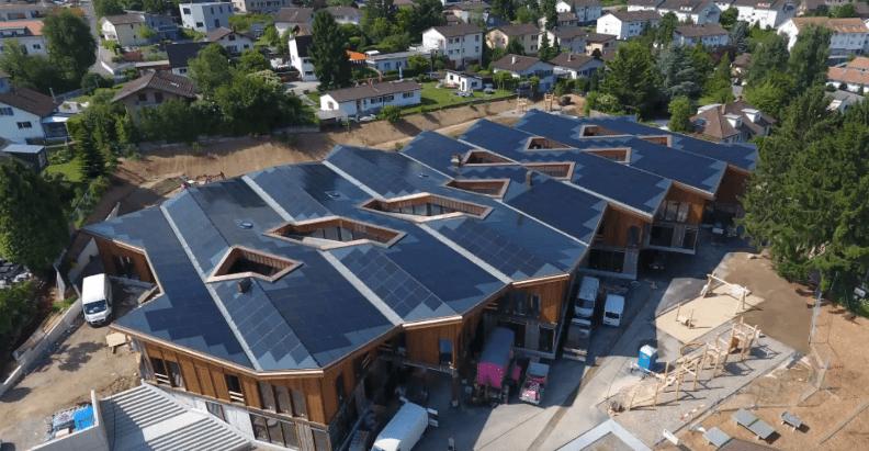 arquitectura sostenible_escuela Suiza_Skop_cubierta