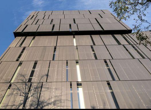 Fachadas perforadas y personalizadas. Screen Panel | Arquitectura