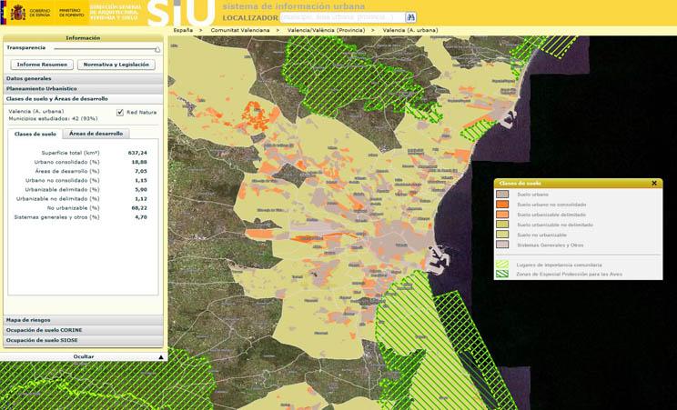 Conoce El Siu Y El Atlas Digital De Las áreas Urbanas Arquitectura