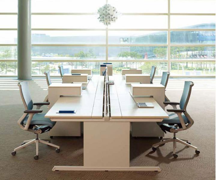 L nea mobiliario para oficinas chance sos fursys for Mobiliario ergonomico de oficina