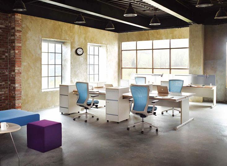 L nea mobiliario para oficinas chance sos fursys for Bankia buscador de oficinas
