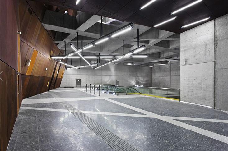concepto de espacio subterraneo: