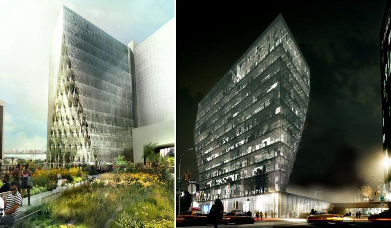 Viajes, arquitecto, new york