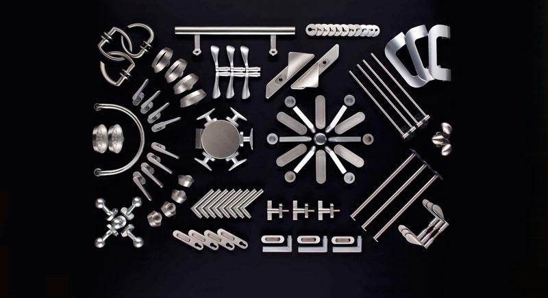 FSB manillas de diseño de autor piezas