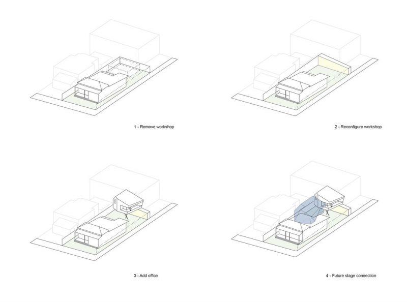 arquitectura_Braham Architects_Beach Office_idea