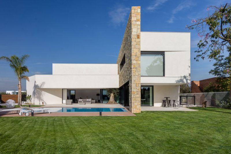 arquitectura Chiralt arquitectura CHE Cuepor Huecos Estructurales proyectos Cumbres exterior dia