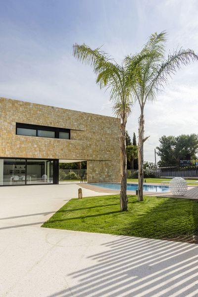 arquitectura Chiralt arquitectura CHE Cuepor Huecos Estructurales proyectos Cumbres exterior muro