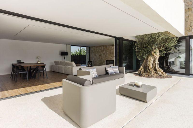 arquitectura Chiralt arquitectura CHE Cuepor Huecos Estructurales proyectos Cumbres exterior terraza