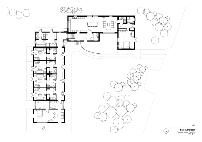 arquitectura_FiveAcrebarn_planta