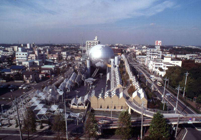 arquitectura_Itsuko Hasegawa_culture center1