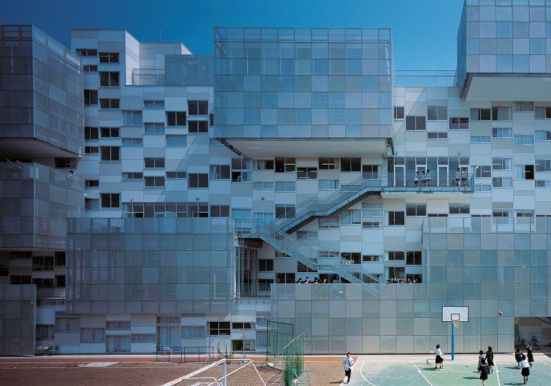 arquitectura_Itsuko Hasegawa_EDUCACIONAL