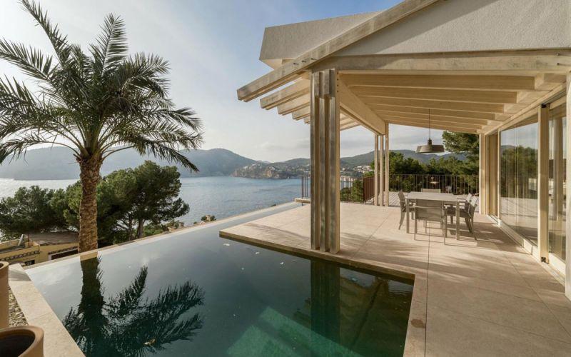 arquitectura Palomino Arquitectos Casa Prunera Accoya fotografia vistas mar