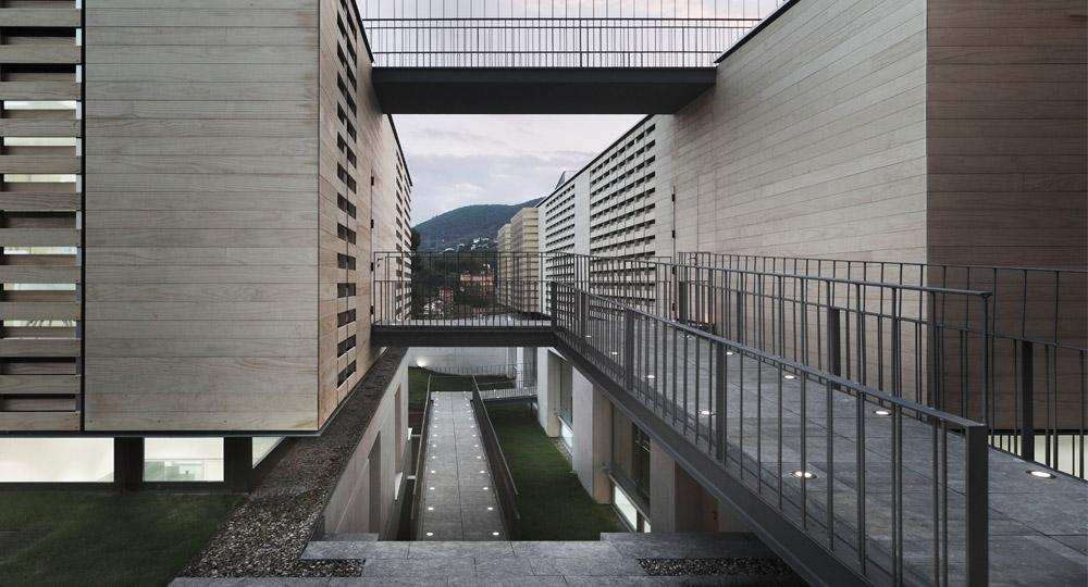 Accoya la madera del futuro arquitectura for Arquitectura de madera