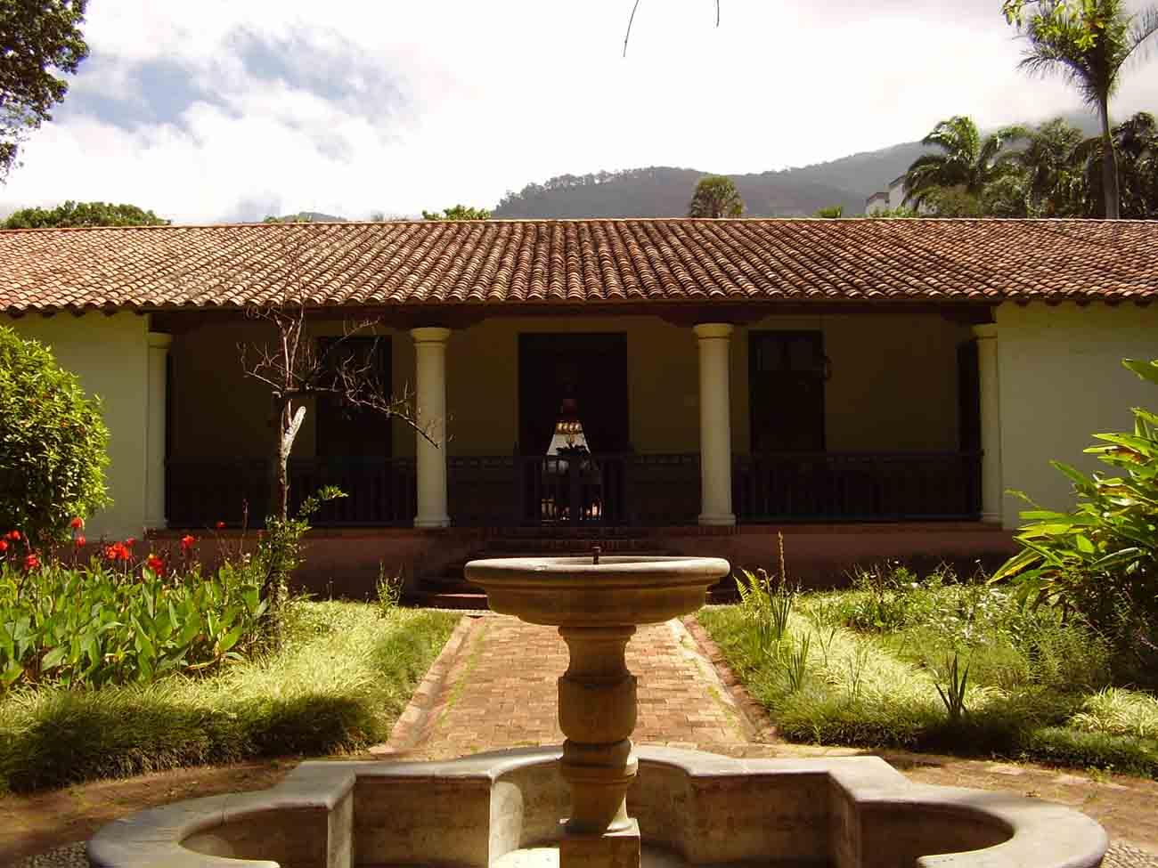 arquitectura colonial en caracas quinta anauco arquitectura