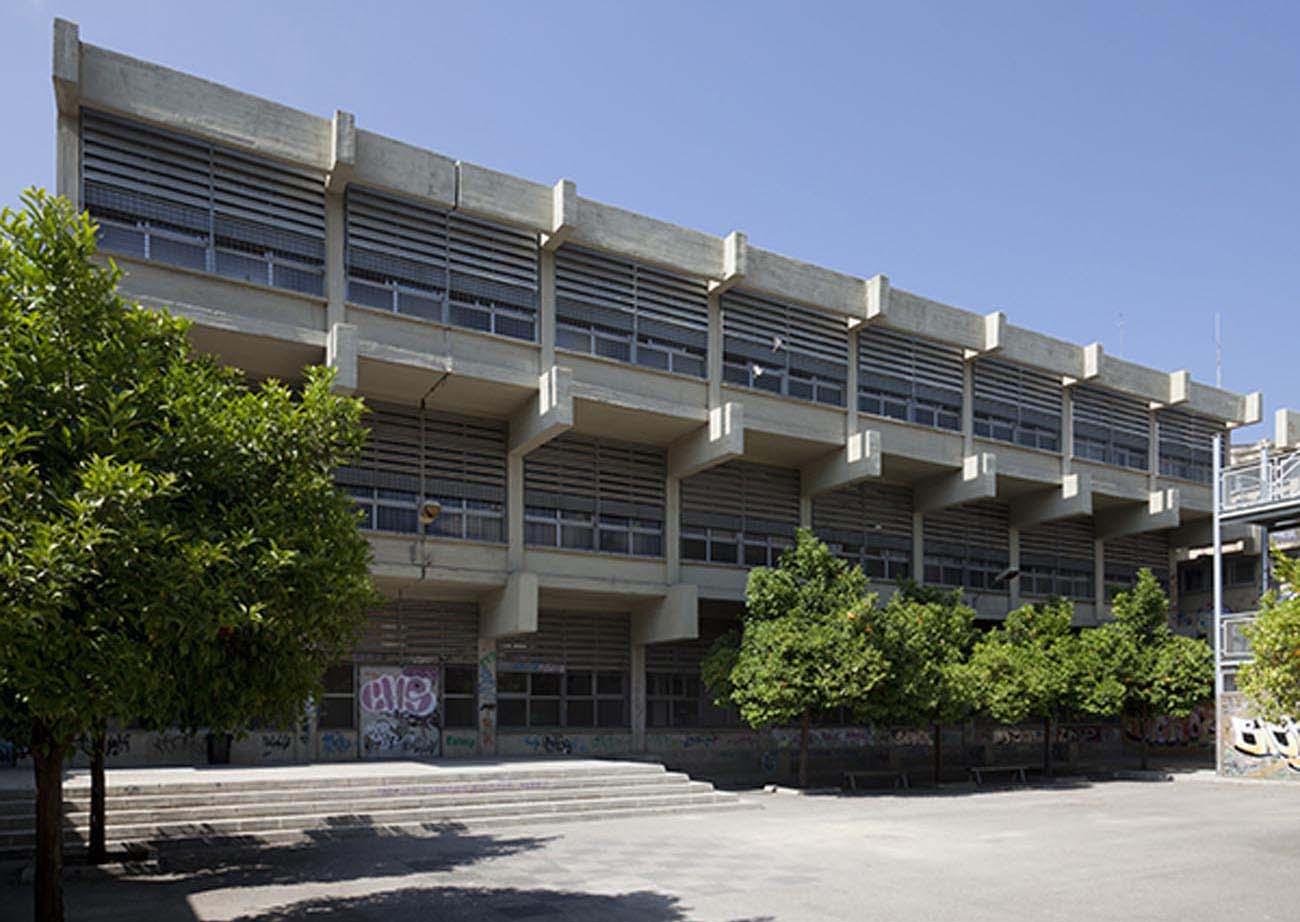 Instituto sorolla en valencia obra de los arquitectos for Arquitectos valencia