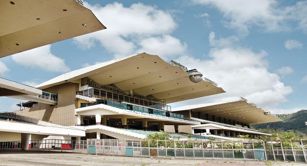 La Rinconada Arquitectura En El Hip 243 Dromo De Caracas 1954