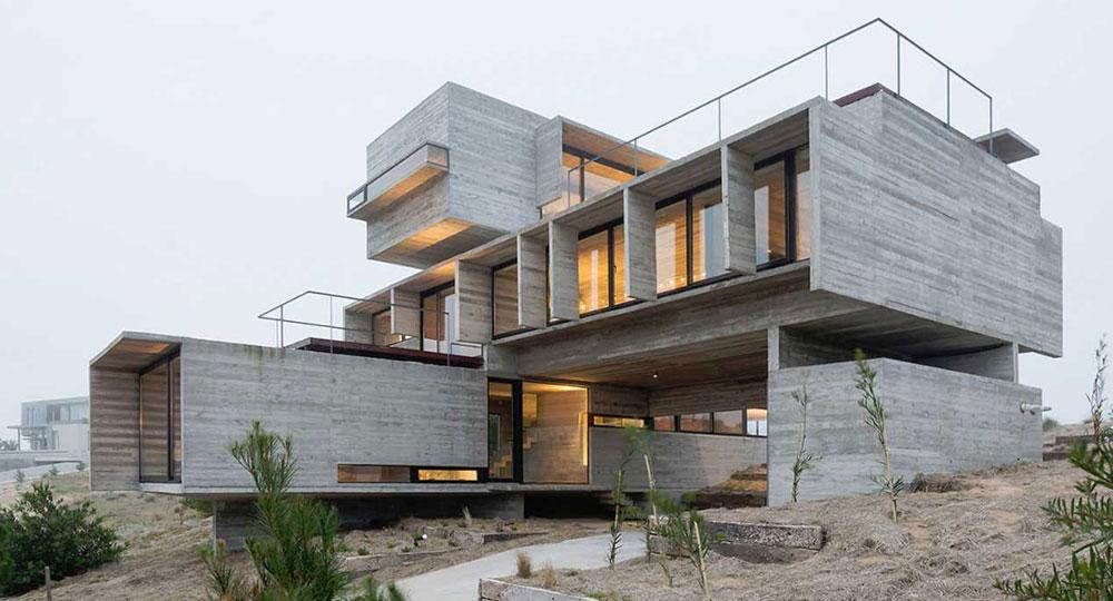 Arquitectura Brutalista Luciano Kruk Arquitectura