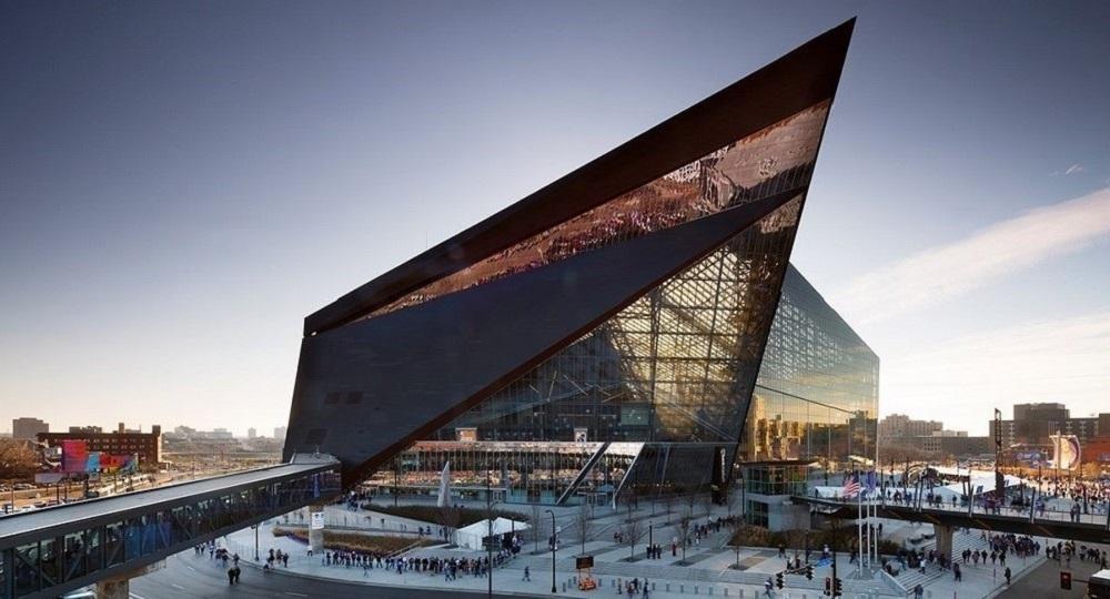 Arquitectura Para El Espect 225 Culo Us Bank Stadium De Hks