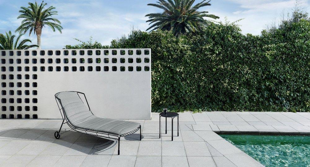 Tait mobiliario de exterior retro arquitectura - Mobiliario de exterior ...