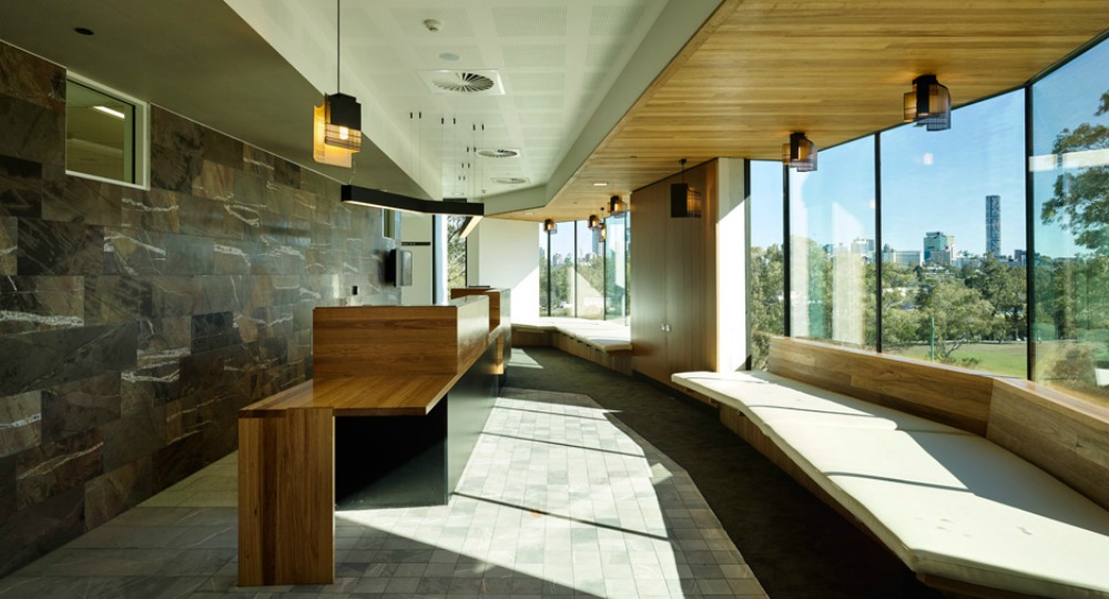 Dise o anti estr s centro m dico dental en brisbane arquitectura - Arquitectura en diseno de interiores ...