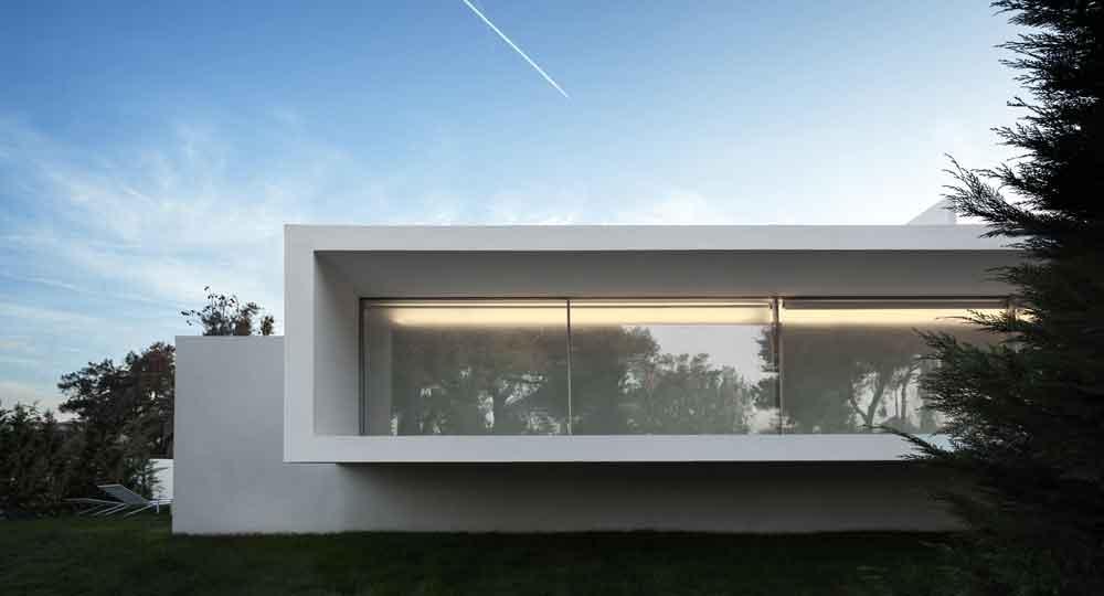 Casa De La Brisa Por Fran Silvestre Arquitectos