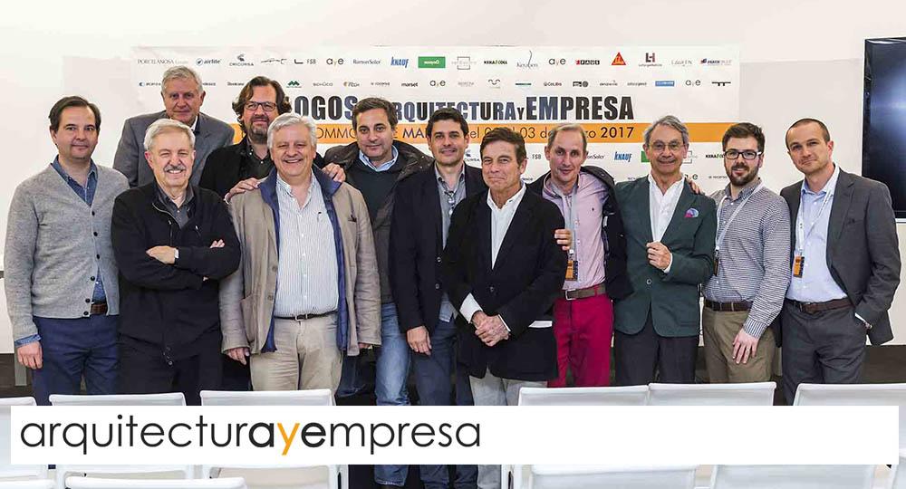 Finaliza Di Logos De Arquitectura Y Empresa En Madrid
