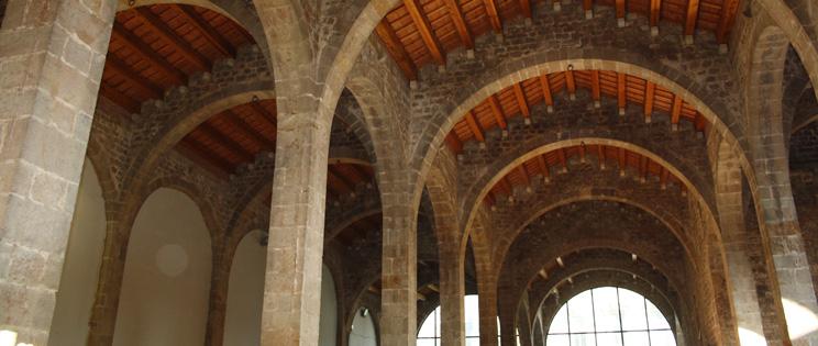 Los barcos regresan a les drassanes arquitectura - Arquitectos espanoles actuales ...