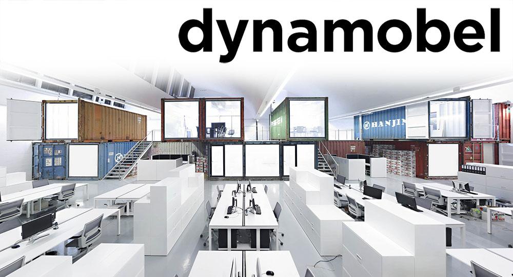 Dynamobel el primer fabricante espa ol de mobiliario y for Red oficinas la caixa