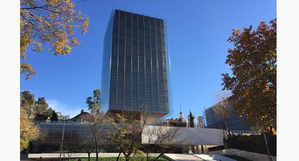Edificio castelar en madrid una obra maestra arquitectura for Arquitectura 20 madrid