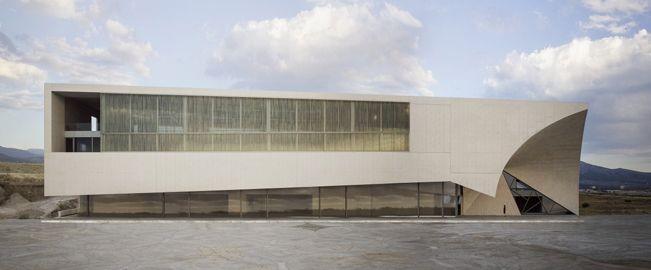 Centro de Conocimiento para Círculo de las Artes y la Tecnología de Segovía