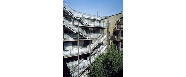 23 viviendas en Embajadores, Madrid