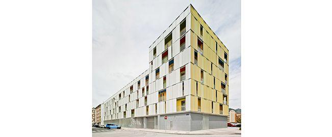 152 viviendas en Mieres