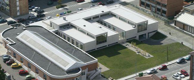 Ampliación de centro de salud Contrueces, Oviedo