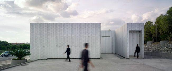 Edificio de Investigación Láser Universidad Málaga