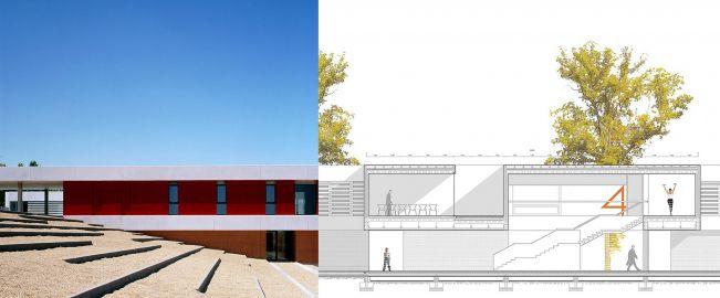Instituto de Educación Secundaria Ciudad Jardín en Badajoz