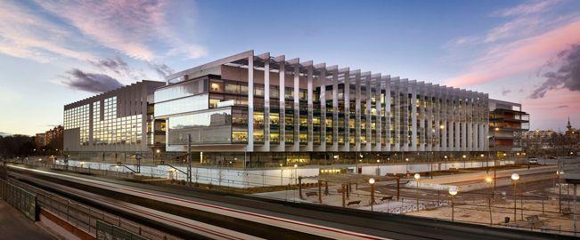 Campus Repsol Sede Corporativa