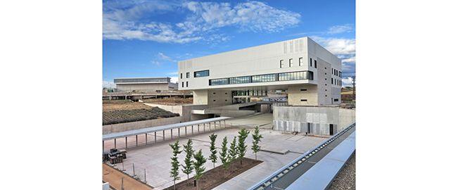 Edificio de Transferencia del Conocimiento y Servicios Generales del Campus Científico Tecnológico de Linares, Jaén