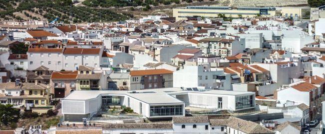 Centro de Día para la Tercera Edad en Baena