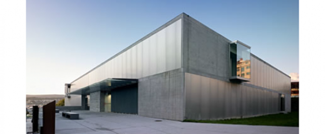 Centro de salud en a parda pontevedra arquitectura - Arquitectos en pontevedra ...